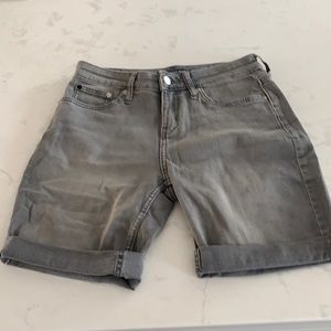 Brand new Calvin Klein Long Jean Shorts